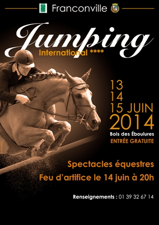 Beaunellie in good form at CSI Franconville ****
