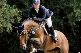 Cristainville shows her qualities on CSI*** Zandhoven!